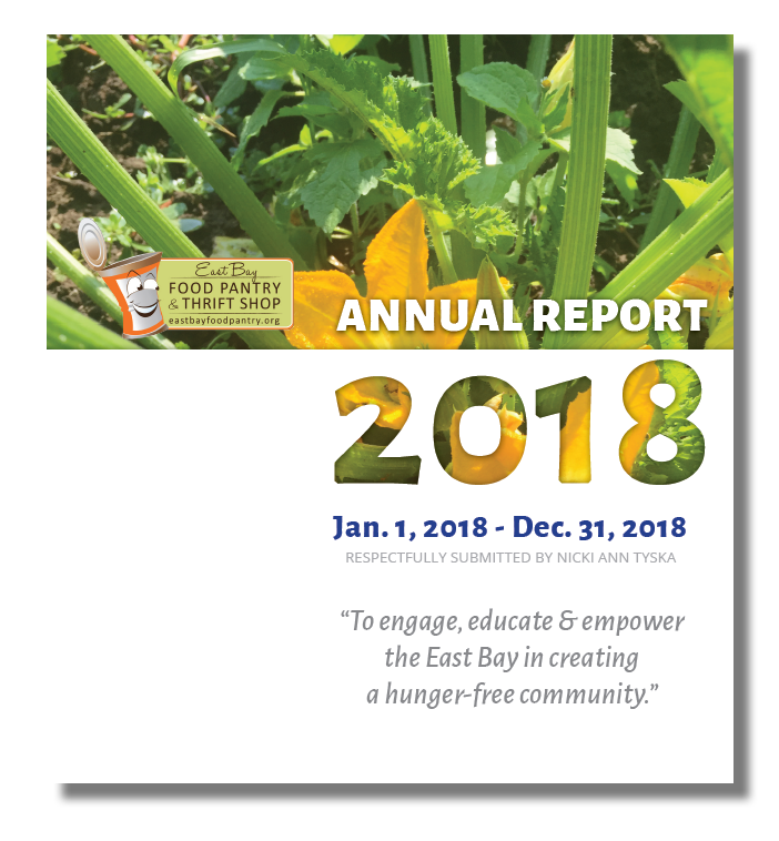 2018 East Bay Food Pantry Annual Report